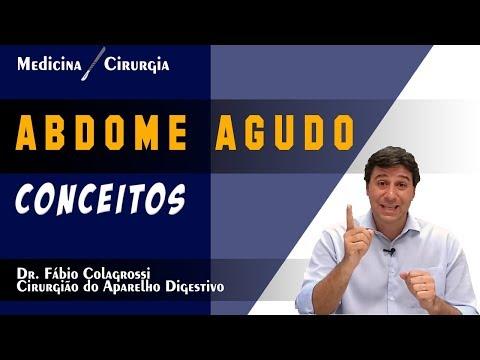 Abdome Agudo - Conceitos