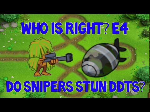 Who Is Right? - E4 - Cripple MOAB Stalls DDTs?