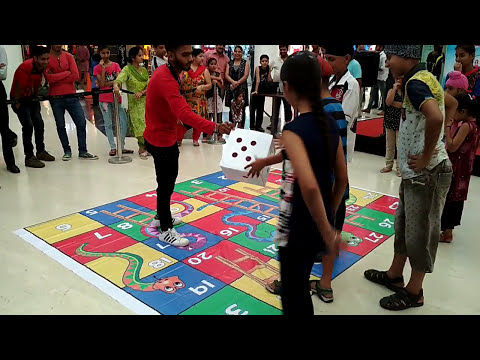 Kids playing Ludo in real Life   How to play ludo   Snake and Ladder Ludo game  [ Snake Ludo game ]
