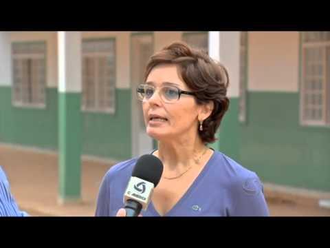 Alunos do IFMT começam a estudar em sede provisória em Várzea Grande (MT)