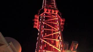 Las Vegas Stratosphere - Big Shot at Night