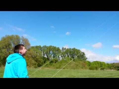 Flugdrachen Lenkmatte (Kite) für EUR 5 von Aldi