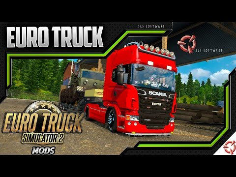 Scania Streamline Deluxe + Interior  1.18.3 - 1.19.0.1