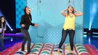 Ellen got snap happy with the debut of her brand new game!