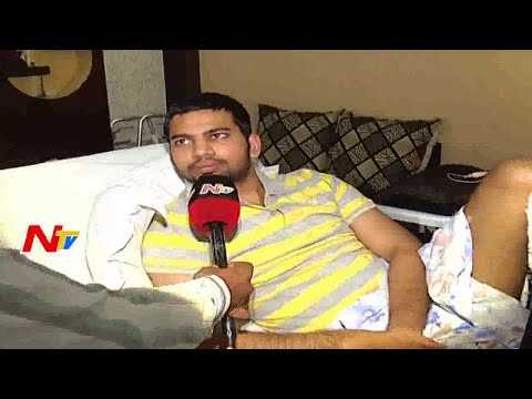 Face To Face With Nikhil Reddy Height Increase Surgery Victim | NTV