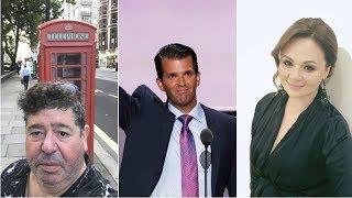 Một nhà vận động người Mỹ gốc Nga hôm Thứ Sáu xác nhận rằng có tham dự cuộc họp hồi với con trai Tổng Thống Donald Trump. Đây là điều trái ngược với những thông tin được kể lại và được xem là một nỗ lực của Nga liên quan đến cuộc tranh cử tổng thống Hoa Kỳ năm 2016.Rinat Akhmetshin, người được một số nguồn tin cho hay có liên hệ với cơ quan tình báo Nga, xác nhận với AP là ông ta có hiện diện trong buổi họp.Người Việt TV (c) 2017 - http://NGUOIVIETTV.comNgười Việt Online - http://NGUOI-VIET.com