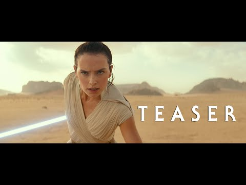 Preview Trailer Star Wars: L'ascesa di Skywalker, teaser trailer ufficiale italiano