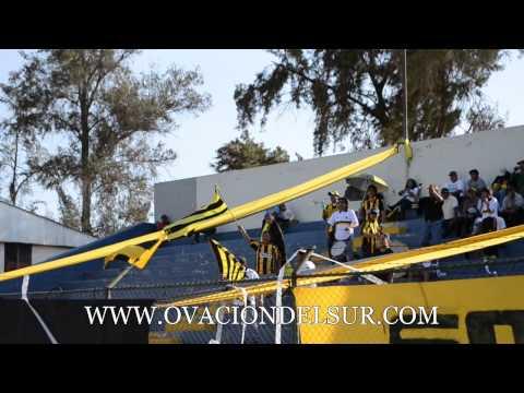 Momentos de la Barra del FBC Aurora -Copa Perú Distrital 2014-12/04/2014 - Barra Soy Tigre - FBC Aurora