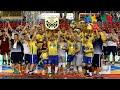 Final Men BRAZIL vs RUSSIA - 5th World University Futsal Championship 2016 - Goiânia