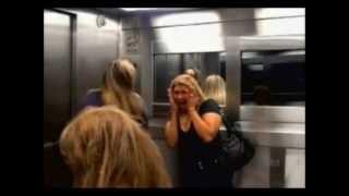 Crazy Scary Elevator Prank 870076 YouTubeMix