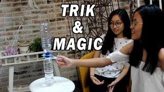 Download Video 3 Trik & Sulap Buat Bikin Bingung Temen Lo! - abracadaBRO Magic MP3 3GP MP4