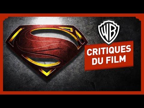 Man Of Steel - Critiques du Film- Zack Snyder / Henri Cavill / Kevin Costner