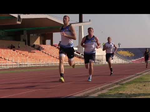 17. Sportolympiade der Deutschen Schulen im südlichen Afrika - Day 2: Athletics Competitions