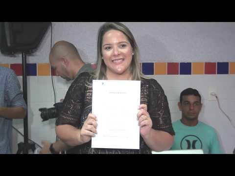 Rui Palmeira prestigia posse de novos conselheiros tutelares