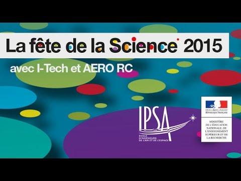Fête de la Science 2016 avec l'IPSA Paris