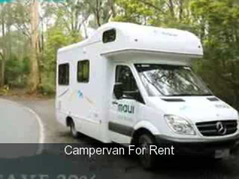 Campervan For Hire, Motorhomes Hire