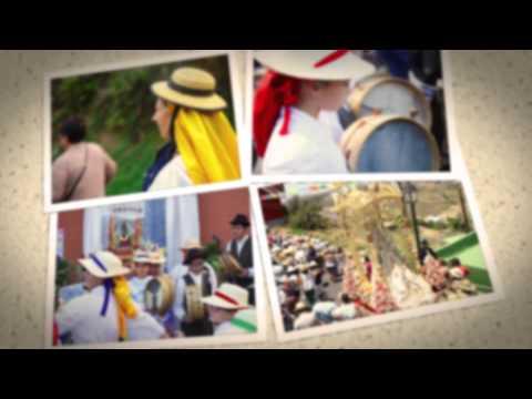 Cabildo de La Gomera - Felicitación Año Nuevo 2013 Emigrantes