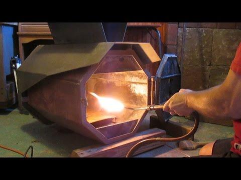 Smokeless Wood Stove How-To