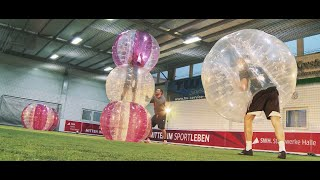 Bubble Football Indoor