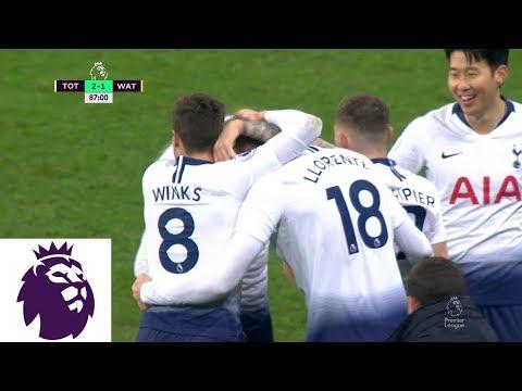 Video: Llorente's header completes Tottenham's comeback v. Watford | Premier League | NBC Sports