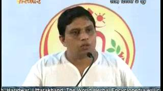 How To Manage Modern Lifestyle For Good Health- By Acharya Balkrishna, Part 2/2