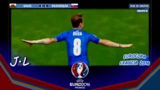 Video Todos los goles de la EUROCOPA - FRANCIA 2016 MP3, 3GP, MP4, WEBM, AVI, FLV Oktober 2017