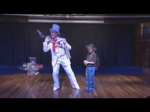 SERIP MAGIC SHOW comedy lustig zauberei funny magic entertainment humor cómico