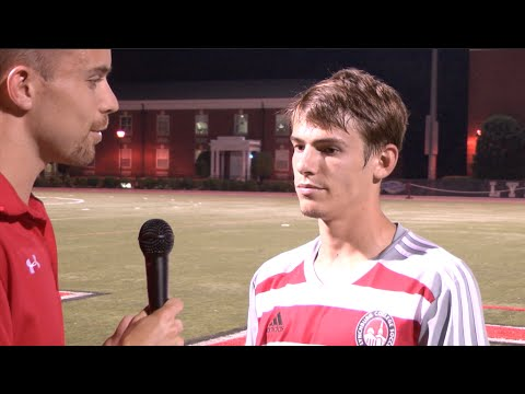 Ben Grossfuss Post Game vs Randolph