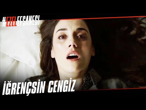 Cengiz'in Eyşan'a Tecavüz Sahnesi | Ezel 70. Bölüm