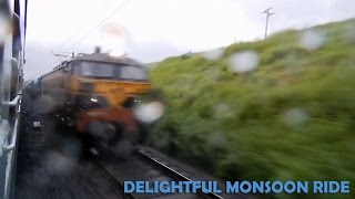 Igatpuri India  city images : MONSOON Delight : Nasik-Igatpuri-Kasara Joy ride in Geetanjali Express (Indian Railways)
