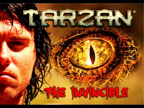 TARZAN: THE INVINCIBLE