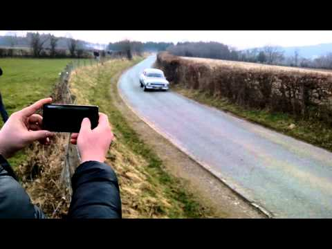 Ford escort mk1 spa rally 2015