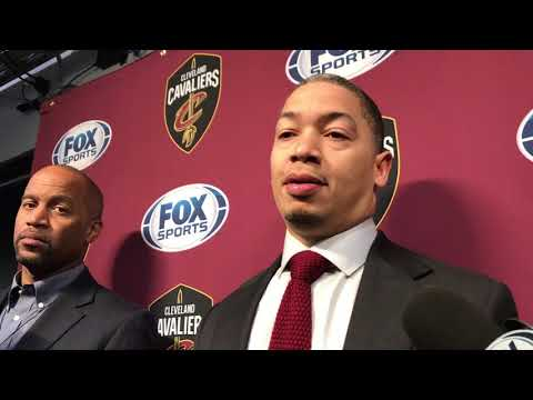 Tyronn Lue addressed 'agendas' with Cavaliers before playing Pacers