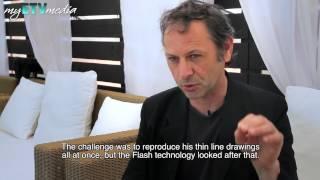 Nonton Ernest   Celestine Interview W  Directors Tiff 2012 Film Subtitle Indonesia Streaming Movie Download