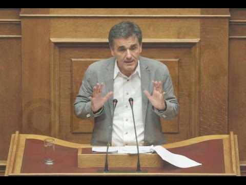 Ε.Τσακαλώτος: Να ψηφίσουμε τη συμφωνία για να μην πάμε σε δάνειο-γέφυρα