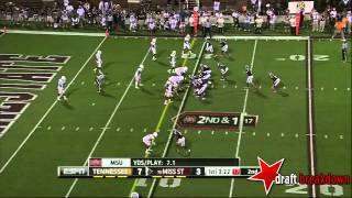 Gabe Jackson vs Alabama & Tennessee (2012)