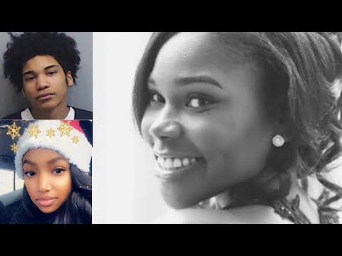 UNIVERSITY STUDENT ALEXIS CRAWFORD RAPED & MURDERED BY ROOMMATE'S BOYFRIEND