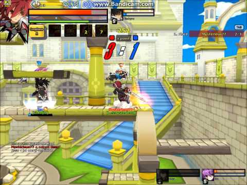 【Elsword】PvP Mysterieux77 2vs2 Officiel