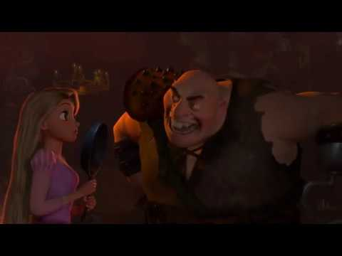 Tangled (2010) - I've Got A Dream Scene (4/10) | Cartoon Clips