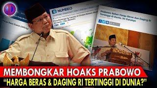"Video Memb0n9kar H0aks Prabowo: ""Harga Beras dan Daging RI Tertinggi di Dunia?"" MP3, 3GP, MP4, WEBM, AVI, FLV Februari 2019"
