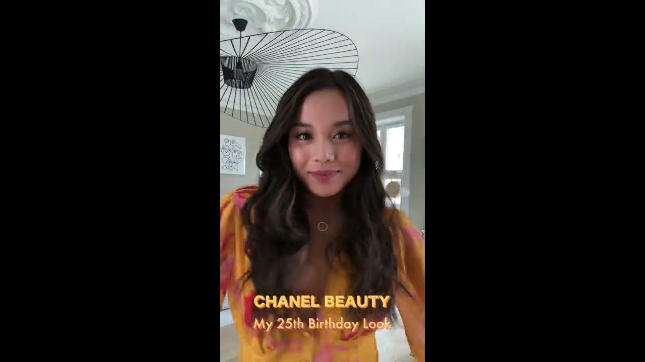CHANEL BEAUTY: Alexandra Hoang 25th Birthday Look