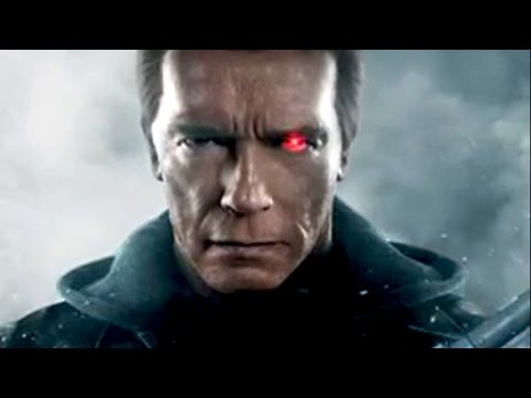 TERMINATOR GENISYS Motion Poster