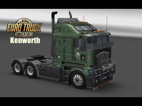 Patch Kenworth K200 1.22