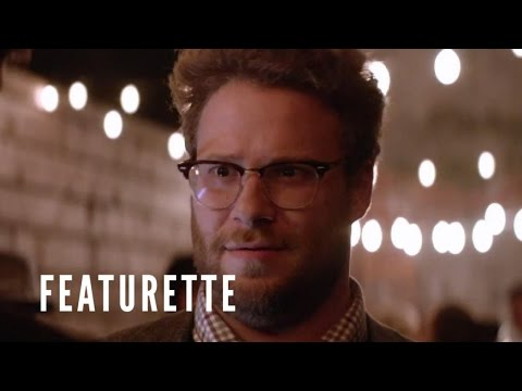The Interview (Character Featurette 'Aaron')