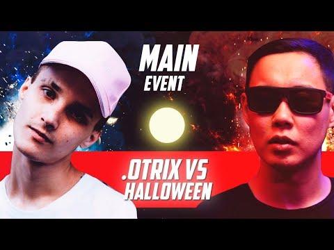 SLOVO Moscow: .Otrix vs Halloween