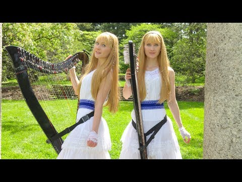 "Yasuharu Takanashi  ""Fairy Tail - Main Theme"" Cover by Camille & Kennerly Kitt"
