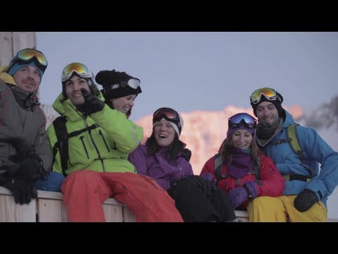 Winter highlights in Val Thorens