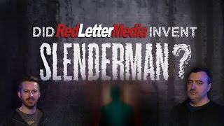 Video Did Red Letter Media Invent Slenderman? MP3, 3GP, MP4, WEBM, AVI, FLV Maret 2018