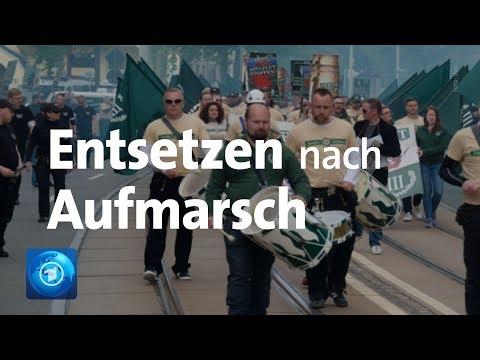 Auflösen? Neonazi-Aufmarsch in Plauen in der Kritik