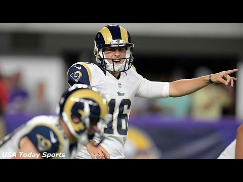 Jared Goff Rookie Highlights